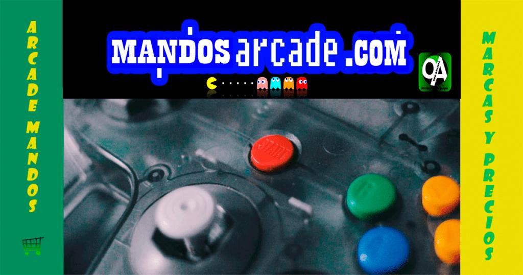 Mandos Arcade  inalambrico