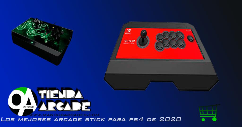 Ps4 Mandos Arcade