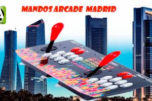 Mandos Arcade Madrid